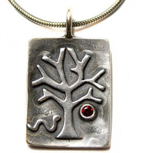 Tree of Life with Snake Necklace