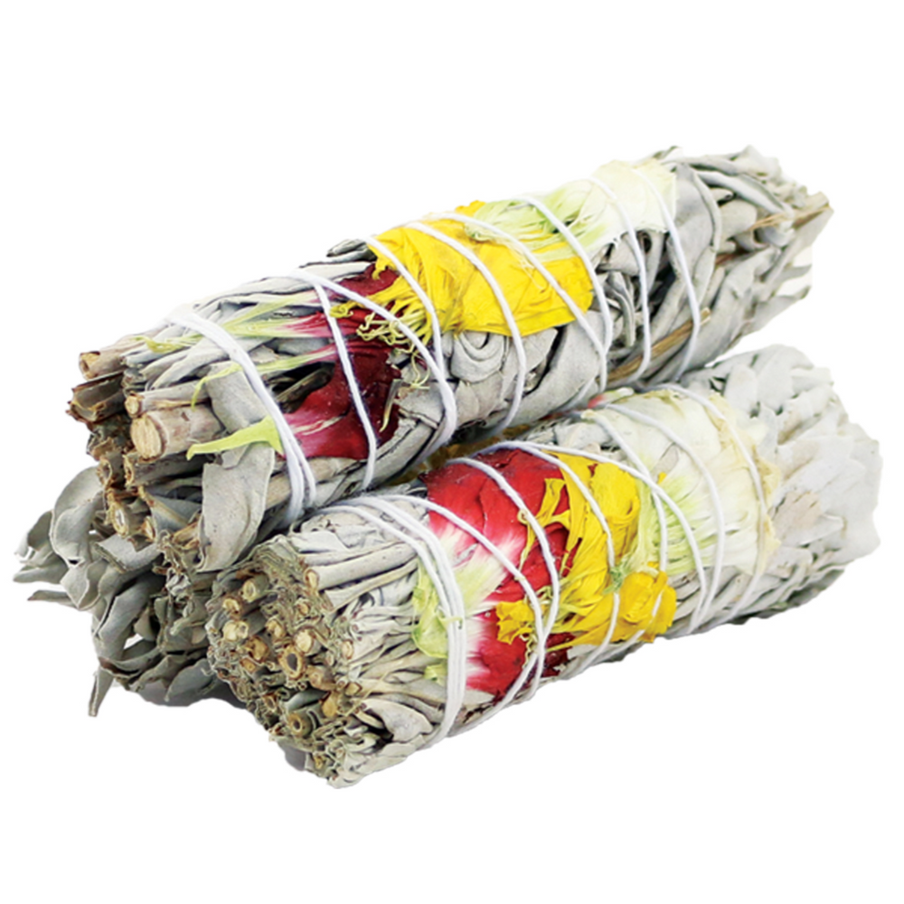"Sage & Floral Blends 4"", Assorted"