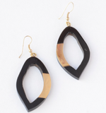 Fair Trade Horn Dangle Earring
