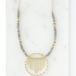 Fair Trade Labradorite Necklace
