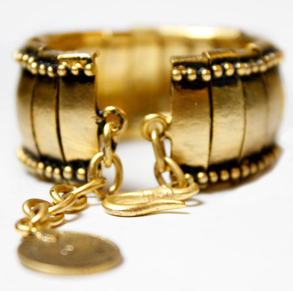 Gold Plated Tiga Bracelet from Turkey