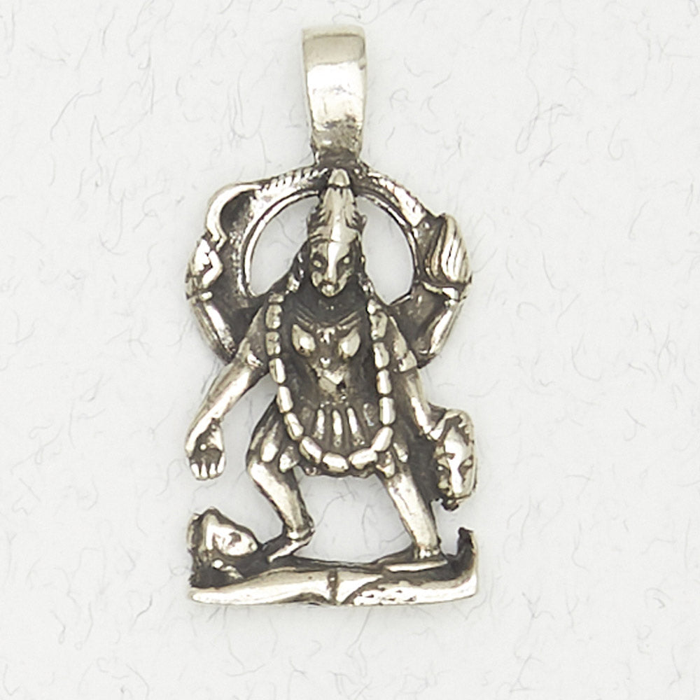 Kali Pewter Necklace
