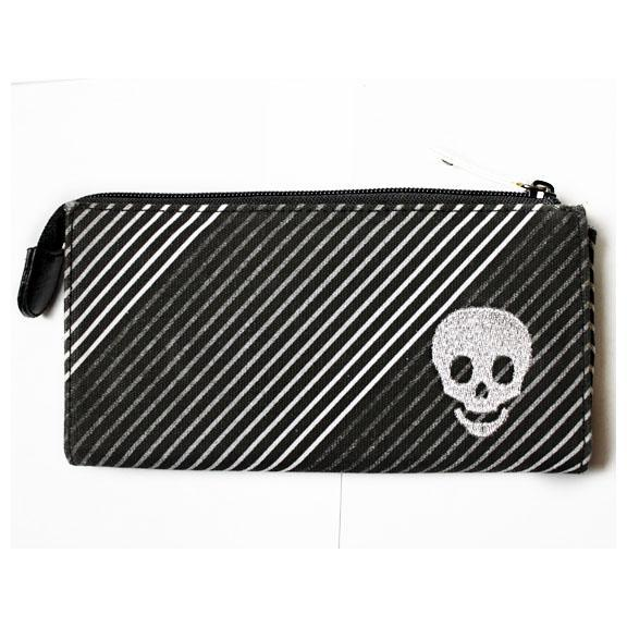 Skull and Crossbone Wallet