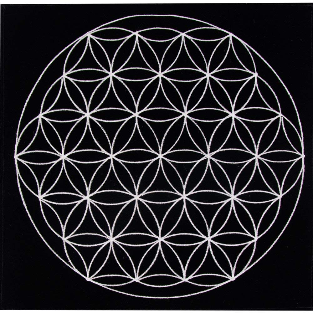 Flower of Life Charging Mat