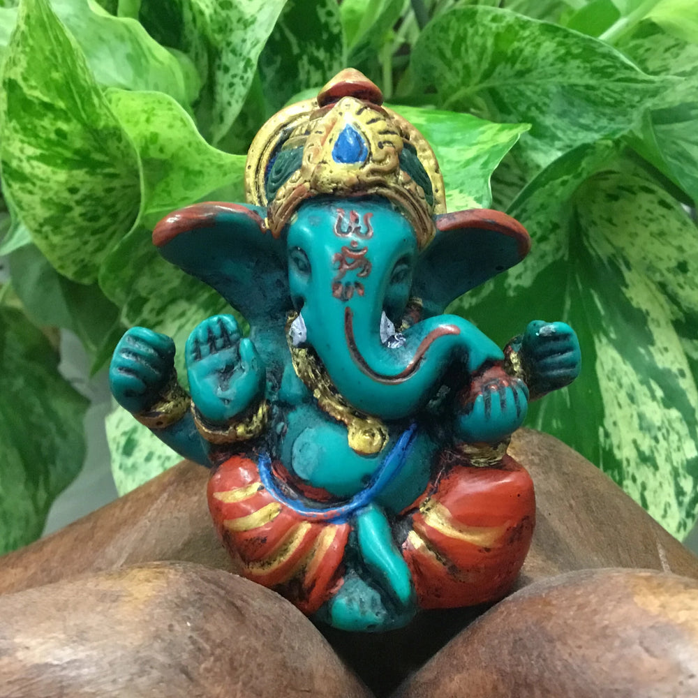 Ganesh Colorful 2""