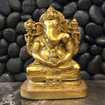Ganesh Golden 3.5""
