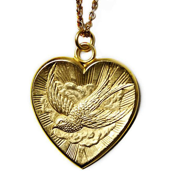 Dove of Peace & Love Necklace