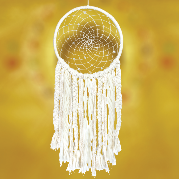 Fair Trade Sun Dreamcatcher