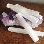 Selenite Rods