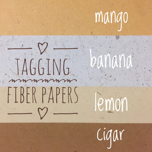 Tagging Fiber Papers for Social Media