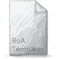 RoA Template - Corporate Action