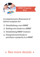SoA Template - SMSF Property Borrowing Template