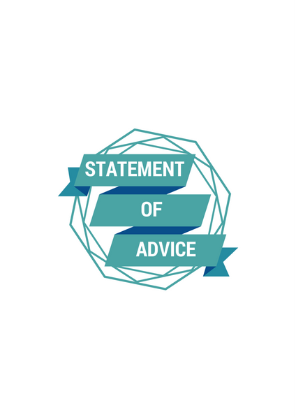 Statement of Advice Cover Page – Nest