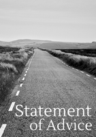 Statement of Advice Cover Page – Road