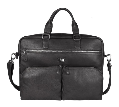 Timeless and Classic RobertoBallmore Laptop Bag.