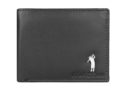Roberto Ballmore Genuine Leather Men's Wallet