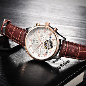 Men's  Luxury  Wristwatch