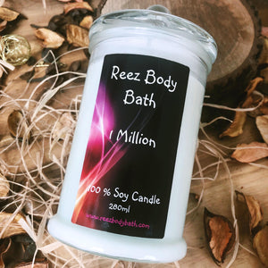 Soy Candle 1 Million