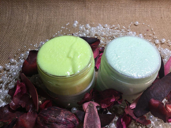 Sugar Scrub Coconut n Lime