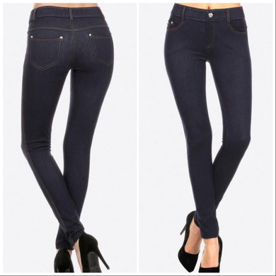 Johanna Jeggings Navy