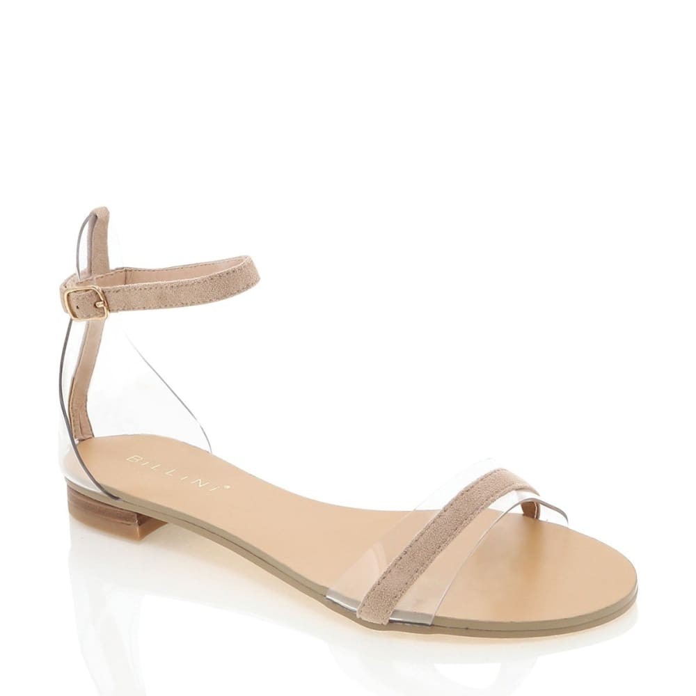 Umbria | Blush Suede - Shoes