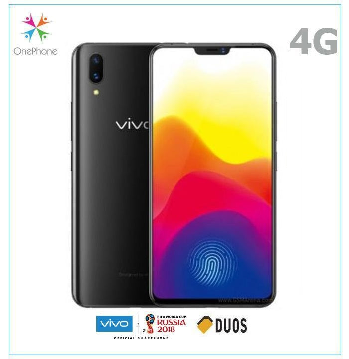 Vivo X21 (In-screen fingerprint scanner) *Free 5 Gifts!*