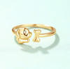 dog animal open ring