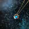 STAR GALAXY OPAL NECKLACE
