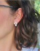 CLUSTER STYLE EARRINGS