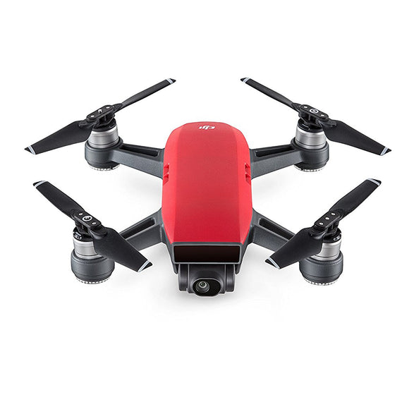 DJI Spark Intelligent Fly More Combo Lava Red