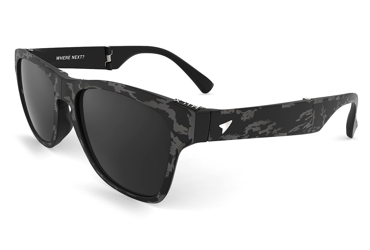 Hilx Eyewear - Glasses - Camo - Unfold