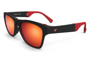 Hilx Eyewear - Glasses - Dark Volcano - Unfold
