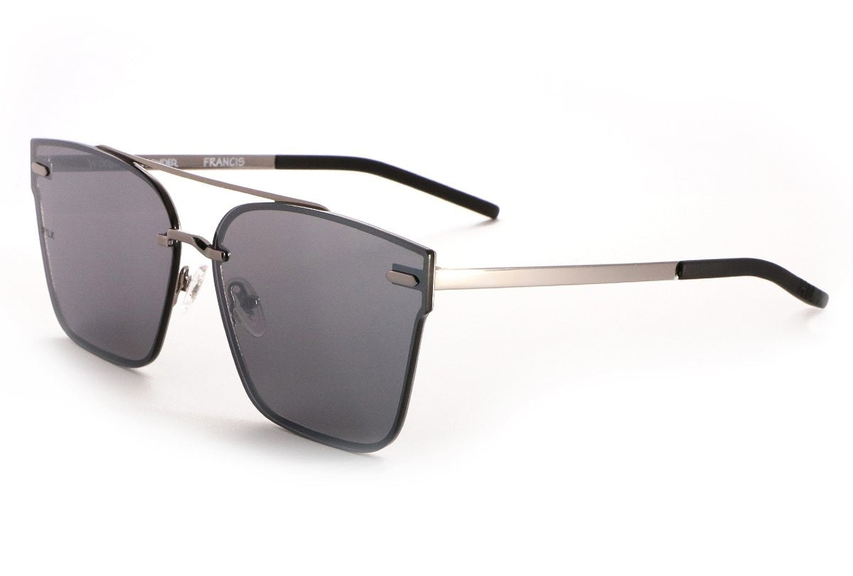Hilx Eyewear - Glasses - Francis Gun Metal - World Of Wonder
