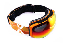 Hilx Eyewear - Glasses - Recon Orange - SNOW
