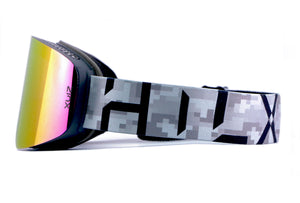 Hilx Eyewear - Glasses - Vintro Grey - SNOW