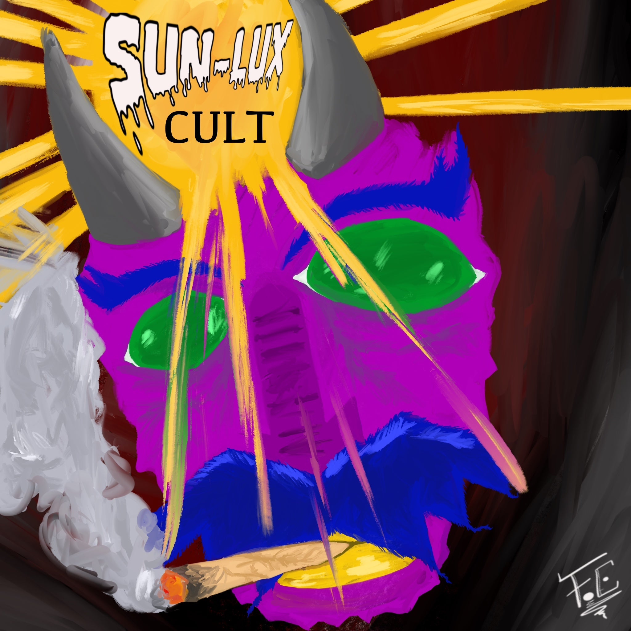 SUN-LuX CULT POSTER