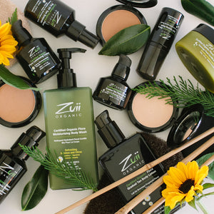 STOP FRYING YOUR SKIN WITH ZUII'S DUAL ACTION TAN RANGE