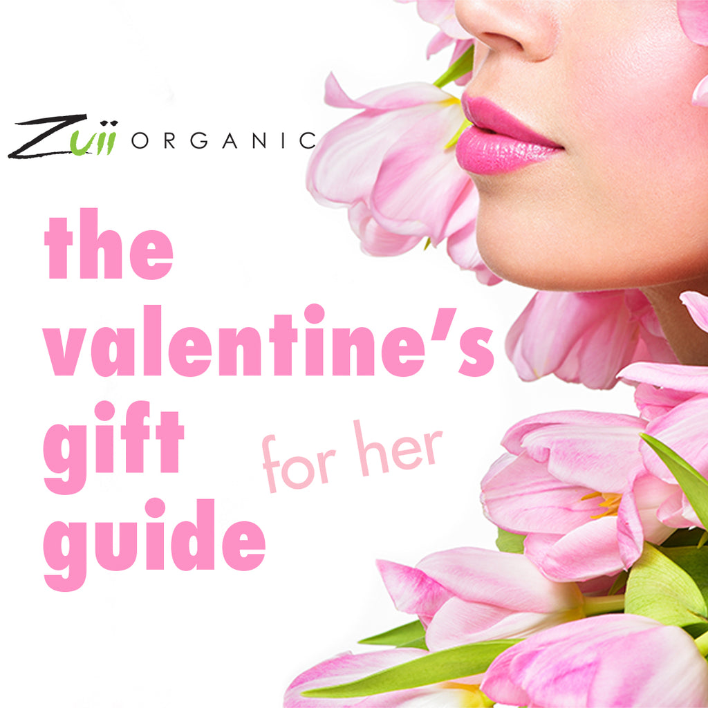 THE 2020 VALENTINE'S GIFT GUIDE: for her!