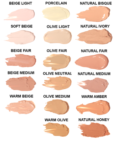 VEGAN ORGANIC NATURAL FOUNDATION