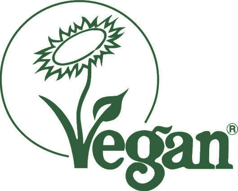 VEGAN SOCIETY CERTIFIED LOGO