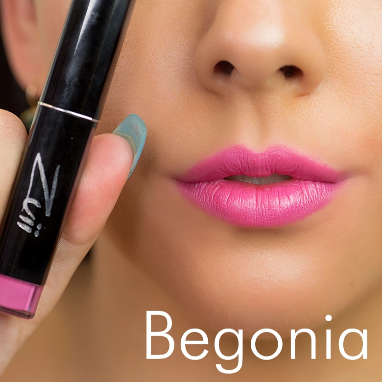 Organic Natural Thin Lipstick Pink
