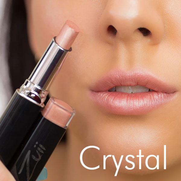 Organic Natural Thin Lipstick Crystal Shimmer