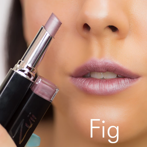 Organic Natural Thin Lipstick Purple Shimmer