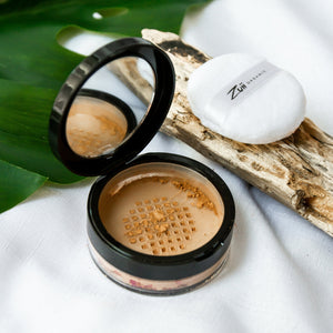 Load image into Gallery viewer, Certified Organic Flora Loose Powder