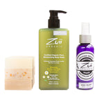 The Organic Cleansing Trio