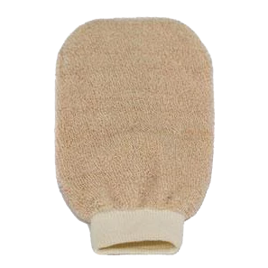 Organic Cotton Polishing Mitt