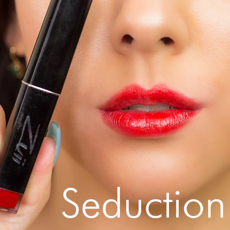 Organic Natural Thin Lipstick Red Seduction