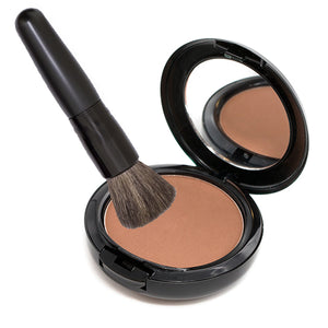Contour Bronzer and Powder Brush Bundle
