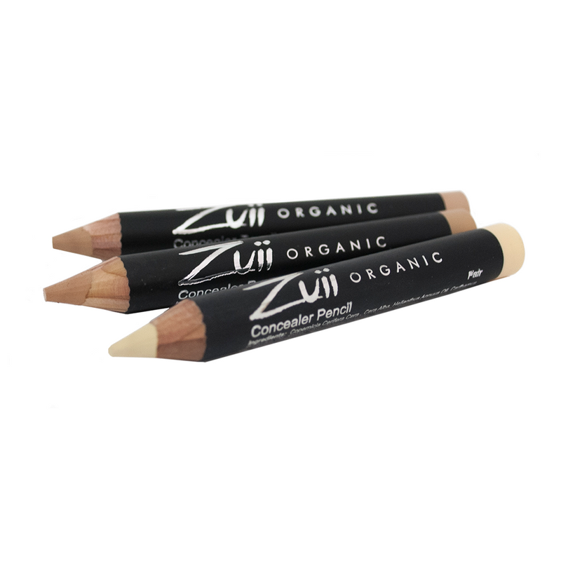 Zuii Organic Certified Organic Concealer Pencil to Cover Blemishes and Even Out Skin Tone