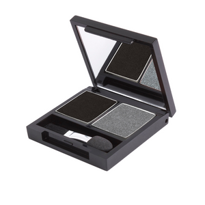 Load image into Gallery viewer, Certified Organic Duo Eyeshadow Palette